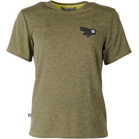 E9 Onemove t-shirt Heren groen